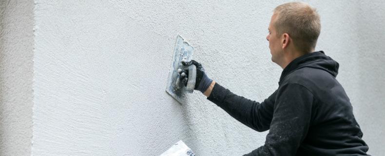 Paso a paso para pintar fachadas de casas