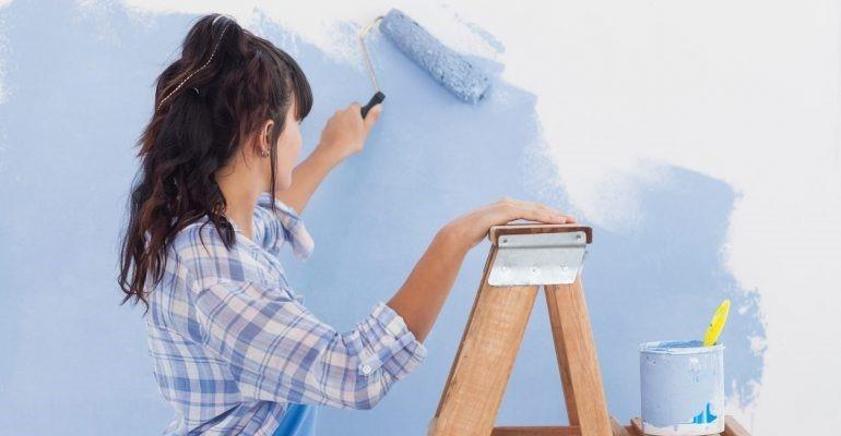 Pintura antibacterial: ¡perfecta para librarte del moho!